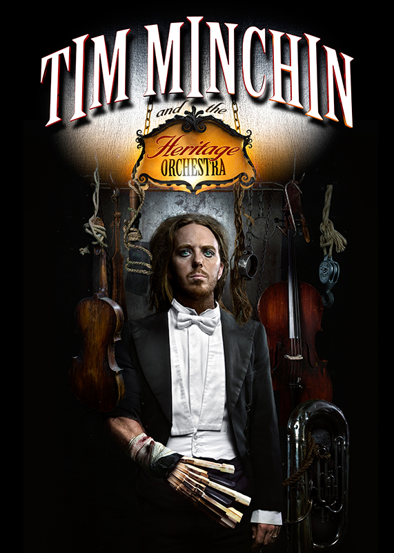 "Tim Minchin and the Heritage Orchestra ""Live At Royal Albert Hall"""