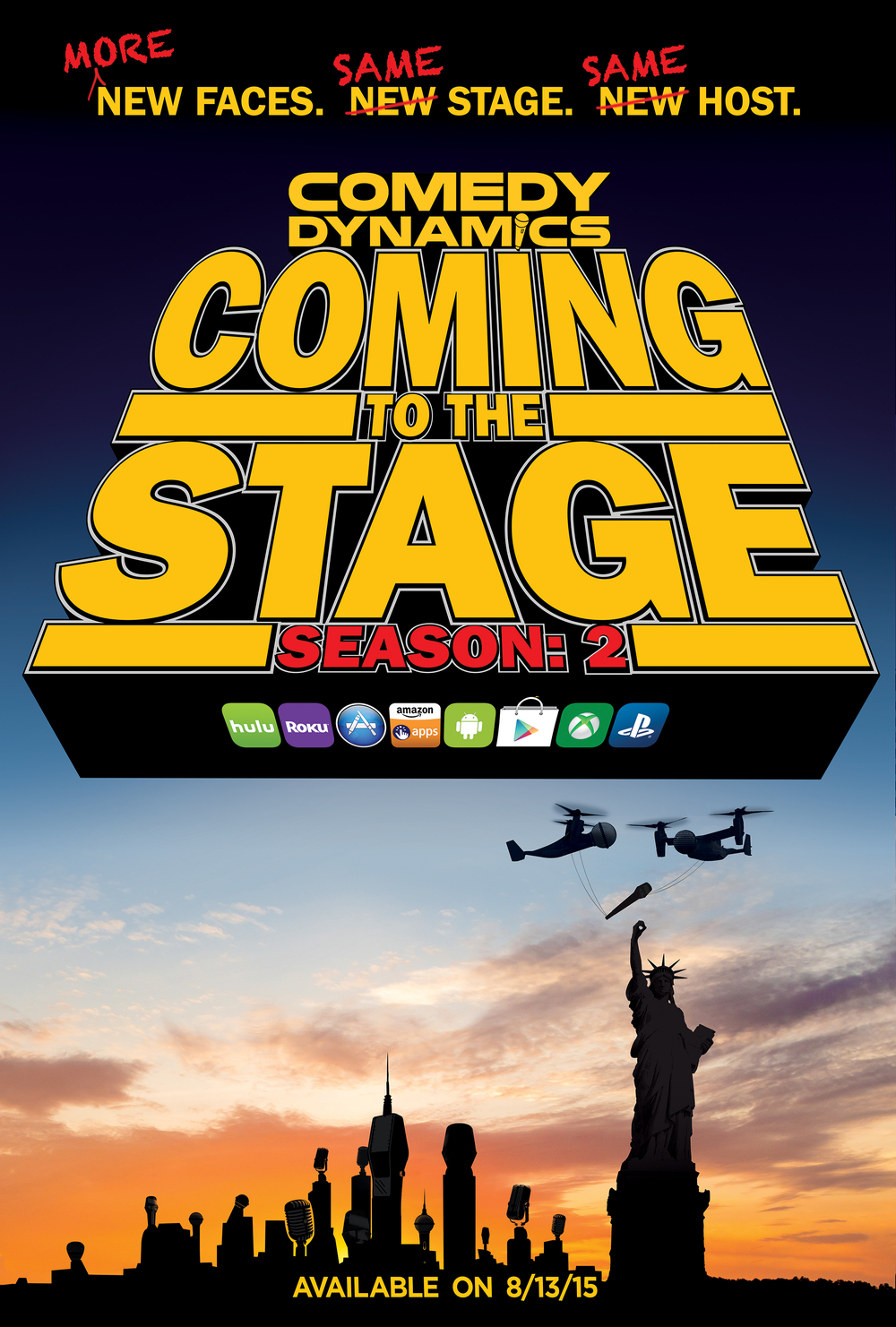 Coming To The Stage: Season 2