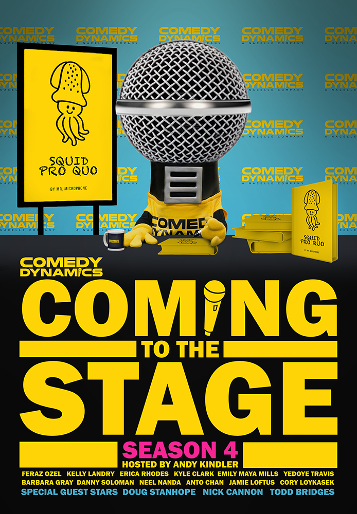 Coming To The Stage: Season 4