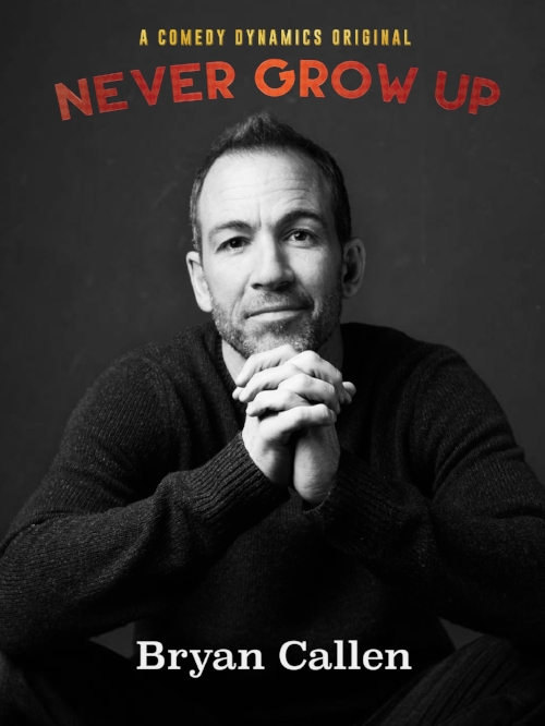 BryanCallen NeverGrowUp Amazon 071417