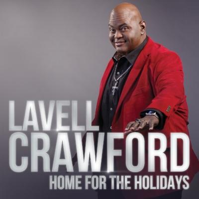 LavellCrawford HomeForHolidays DigitalAlbumArt