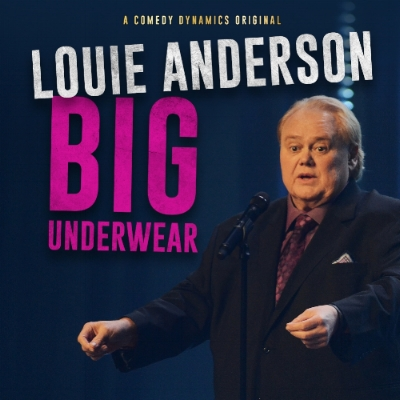 Louie Anderson Big Underwear