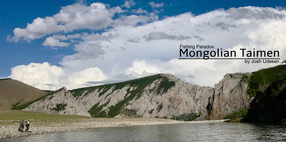 Storm over the Delger Moron, Khosvgol Mongolia.