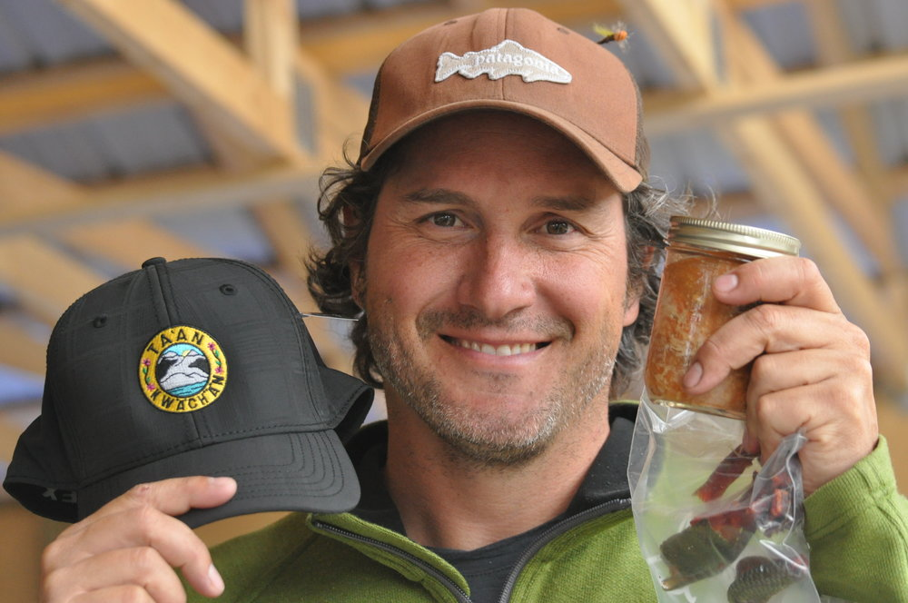 Dennis Zimmermann has lived, worked and fished in northern Canada for over 20 years.  His passion revolves around the intersection between community, fish and habitat.  Dennis has worked with numerous First Nations in Canada and Alaska on a variety of international salmon planning and management issues on the Yukon River.  He is an award winning professional for his work communicating with, instructing and engaging youth and families in fishing.  Currently he works in Whitehorse, Yukon as an independent consultant on a variety of recreational and subsistence freshwater fish and salmon planning efforts that encourage a connection to our natural world.  Dennis can be reached through his website:  bigfish-littlefish.ca .