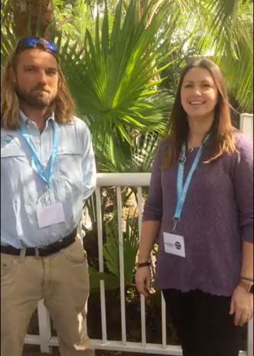 From the BTT 6th International Science Symposium—up next: Dr. Ross Boucek, BTT Florida Keys Initative Manager, discusses BTT Florida Keys research and conservation with Sascha Clark Danylchuk of Keepemwet Fishing   #Keepemwet     #BTT     #FisheriesSymposium     #FloridaKeys     #Florida  #FIshing     #Habitat     #BonefishTarponTrust   Watch the video here.