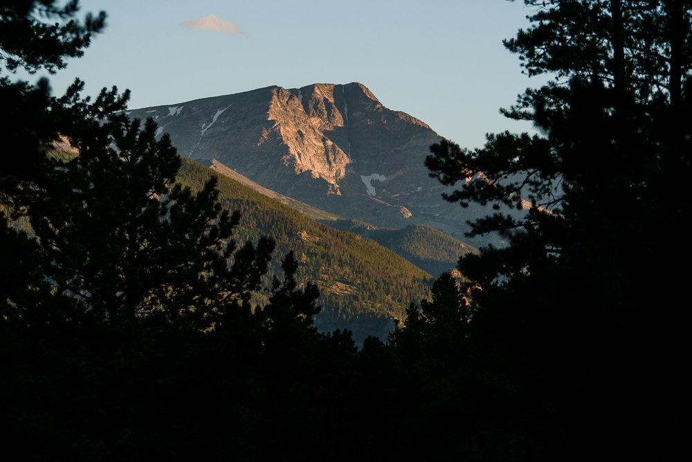 Un autre lever de soleil au camping