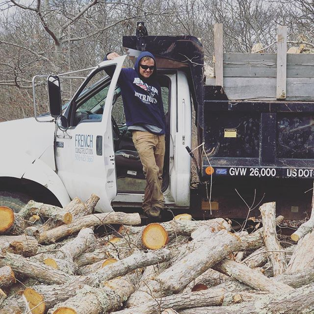 """Yep, these logs look pretty secure"" - Sgt French, NCIS Special Log Unit"