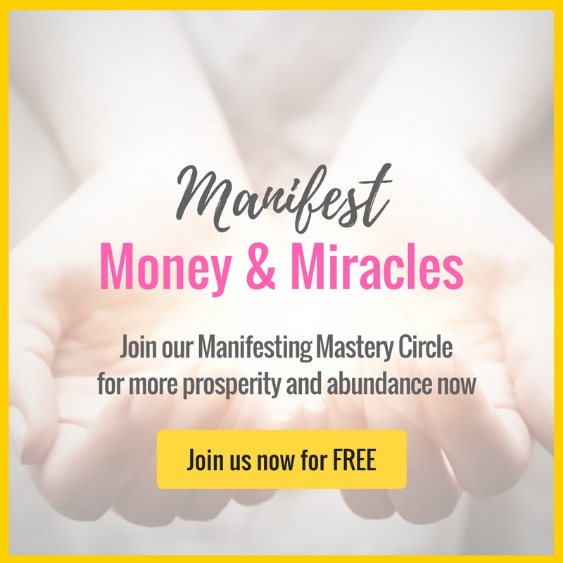 "Ready to flex your manifesting muscle and open the floodgates to creating everything you desire? Join this manifestation learning and implementation Manifest Money & Miracles! ""mastery circle""! Receive guidance and inspiration, share insights and lessons and have FUN along the path of manifesting your desires, calling in greater abundance and creating an amazingly fulfilling life. Click here to join for free now! Or learn more at http://christineparma.com/free-resources"