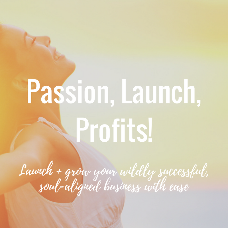 Have you been sitting on your business idea FOREVER? Or you've been trying to make your business work... but it's not. In Passion, Launch, Profits, you'll learn and implement powerful mindset & spiritual principles and smart business strategies to launch your heart work into the world in a way that's aligned with your soul's purpose AND creates fantastic income for you. Learn more about Passion, Launch, Profits here >  http://christineparma.com/passion-launch-profits