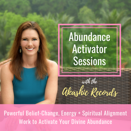 Align with Your Divine Abundance    POWERFUL INNER & SPIRITUAL TRANSFORMATION FOR LASTING ABUNDANCE ACTIVATION   You're a spiritual explorer and know in your heart that you are the creator of your life.And you're committed to creating an abundance of love, money, meaning and freedom in your life while doing it.  You've taken courses on how to manifest your dreams, created vision boards and repeated affirmations until you felt silly, but you still haven't been able to bring into reality what you really want. You feel like your journey to creating the kind of abundance, joy and freedom you desire has been one step forward, two steps back…  and you're so tired of it!   Ready to clear the path to what you want and align with it NOW... all with joy, fun and ease?   Click here to learn more.