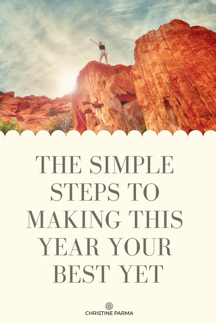 """Some people make New Year's Resolutions, but they lack power because for the most part, they never get scheduled into your life… and then the weeks and months whiz by without your """"resolutions"""" being achieved.   Follow this simple process to map out your road to success this year.   Download  Your Best Year Yet Success Planner  for FREE! Go ahead and get it now! http://christineparma.com/blog/simple-steps-to-reaching-your-goals  #success #successplanner #goals #business #entrepreneurs #yourbestyearyet #transformyourlife"""