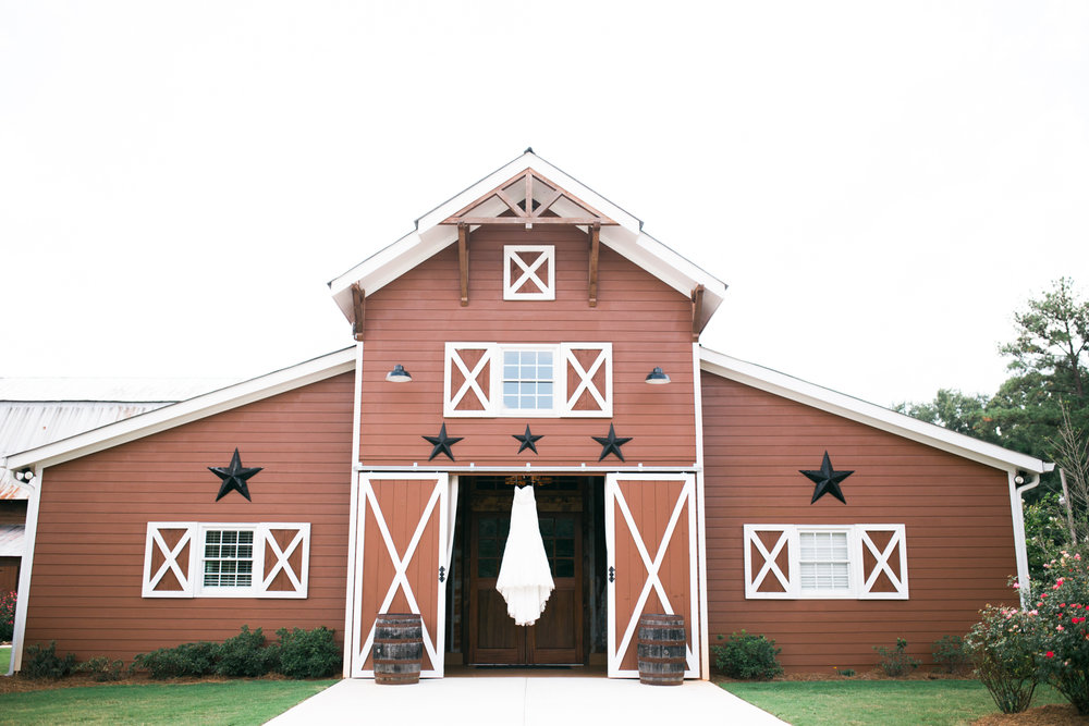 9 Oaks Farm Wedding