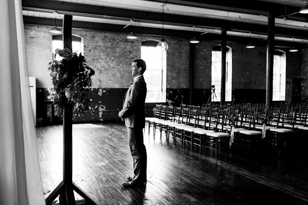 the engine room monroe wedding