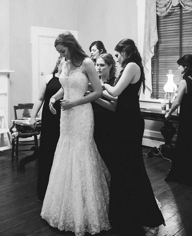 Before the ceremony. 💕 . . . . #athensweddingphotographer #athensga #athensgaweddings  #foundersgardernwedding #eptingevents #foundersgarden