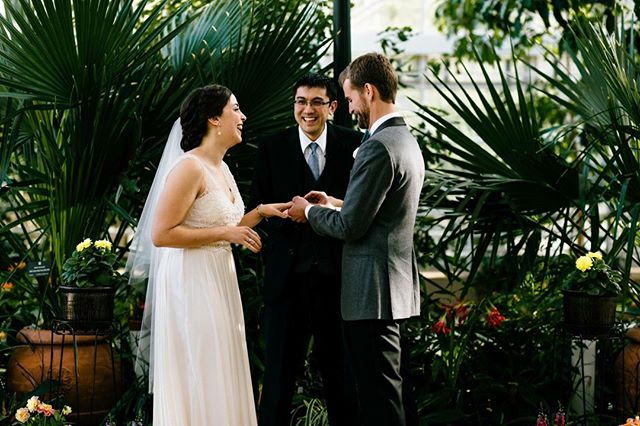 Athens Botanical Gardens is a ceremony back drop in and of itself. 😍 . . . . #athensweddingphotographer #athensga #athensgaweddings