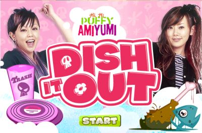 Puffy AmiYumi: Dish it Out