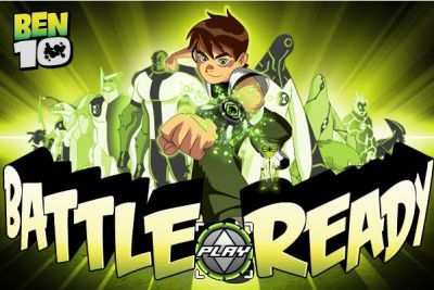 Ben 10: Battle Ready