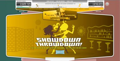 Showdown Throwdown