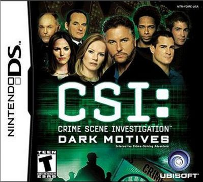 CSI: Dark Motives