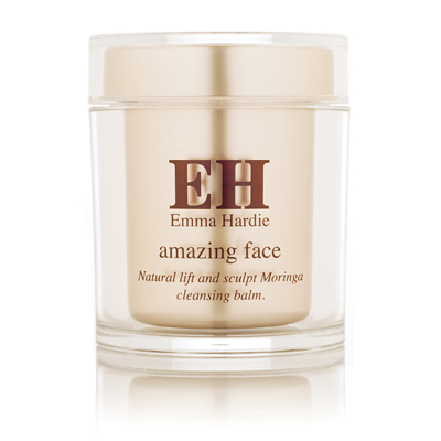 Emma Hardie Moringa Cleansing Balm, RRP £38  This balm provides deep cleansing and moisture for the skin. The ingredients help to purify and minimise the appearance of open pores. It's also calming for sensitive skin.