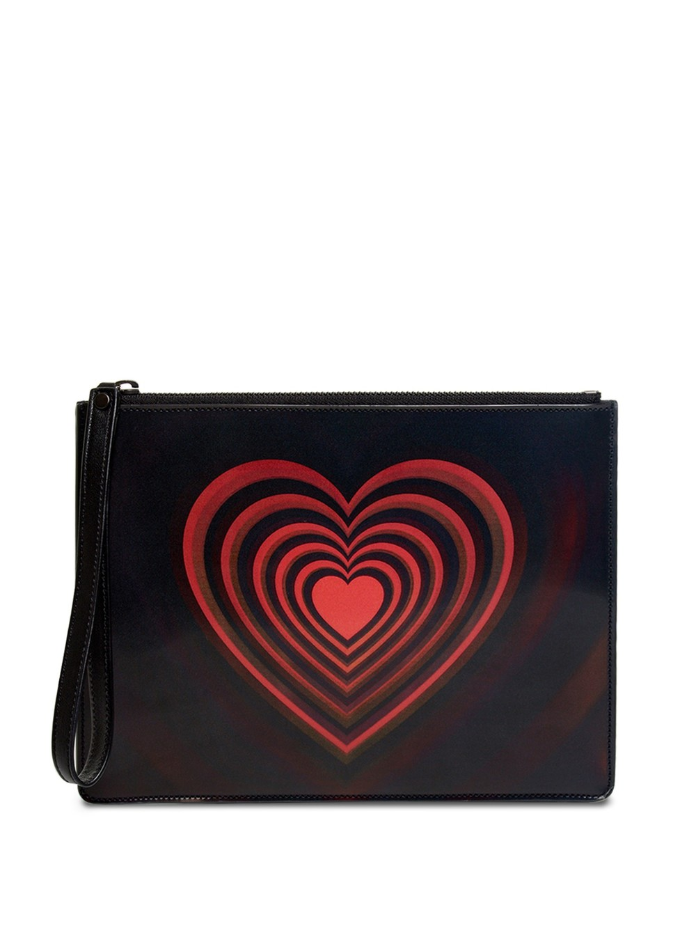 Leather pouch - £350, Christopher Kane