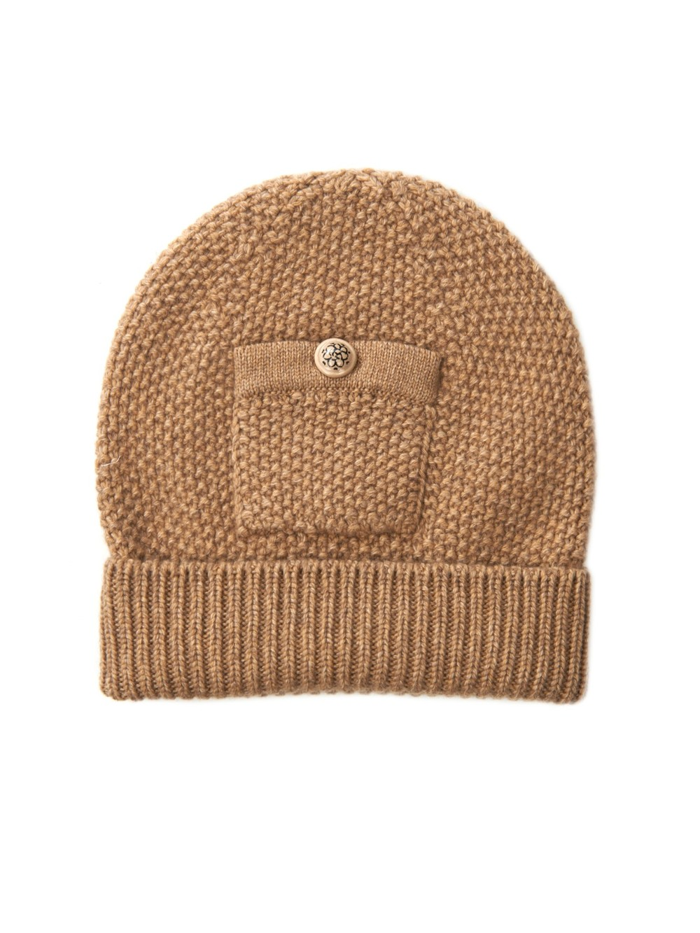 Barrie Palette cashmere beanie hat, £85, Matches Fashion