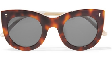 ILLESTEVA Boca cat-eye acetate sunglasses, £175