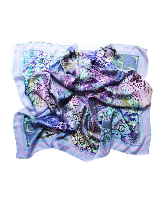 The Printed Scarf