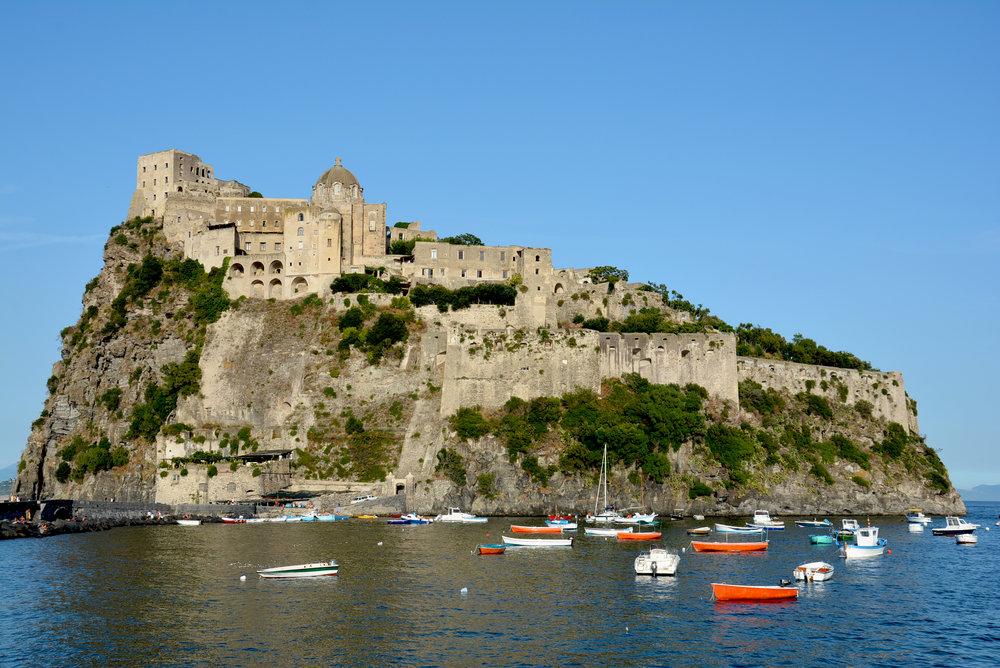 Castello Aragonese, Ischia.JPG