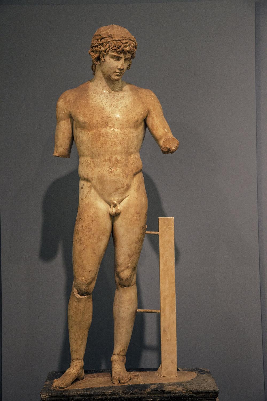 Sam Rogers - Delphi Museum.jpg