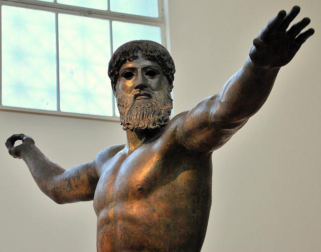 The Artemision Bronze