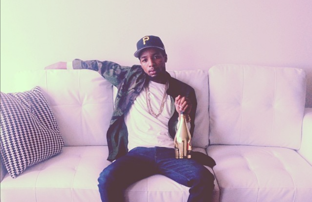Photo from Rockie Fresh's Instagram