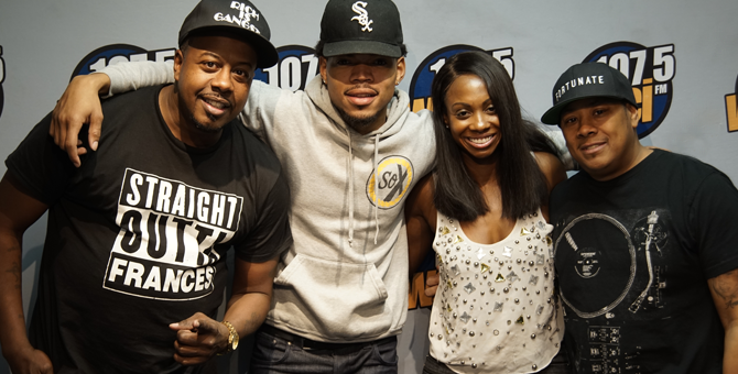 Photo courtesy WGCI