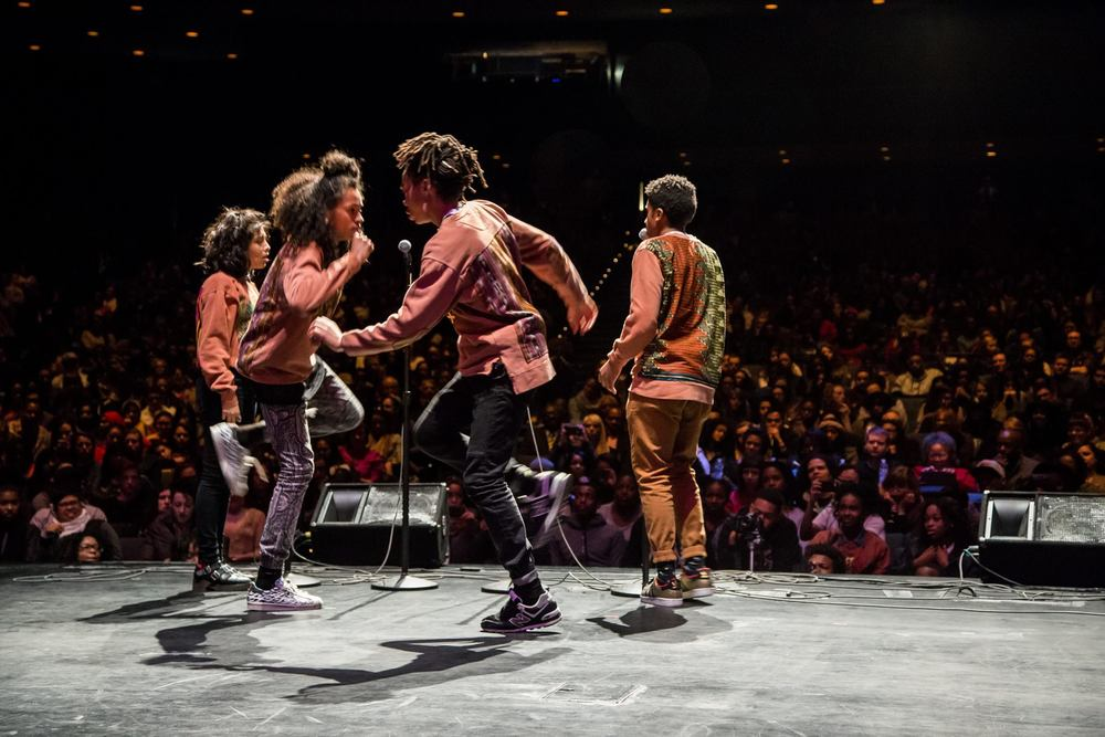 LTAB 2015 Team Finals winners: KUUMBA LYNX (Courtesy LTAB)