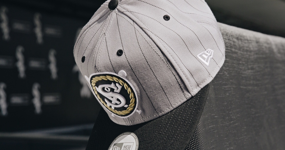 Chance The Rapper Partners with New Era to Redesign White Sox Cap ... 546d52d95fe