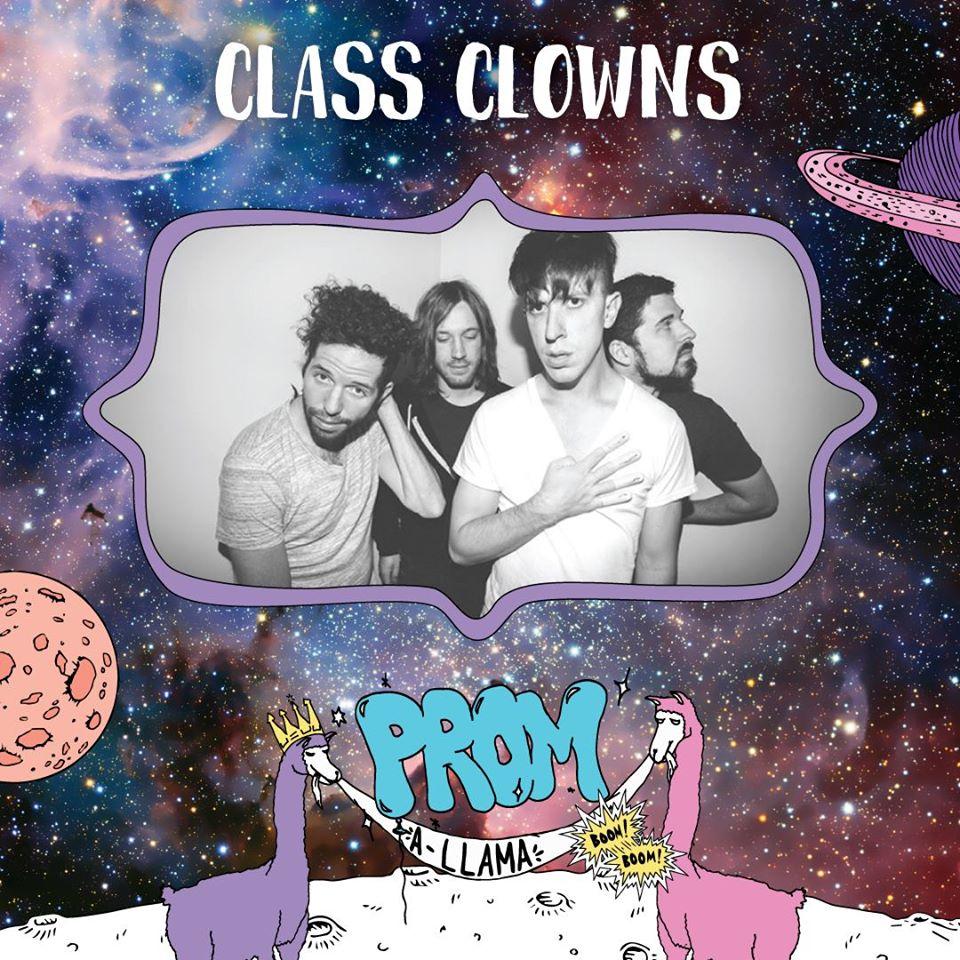 Prom-A-Llama Superlatives • Class Clowns: The Kickback