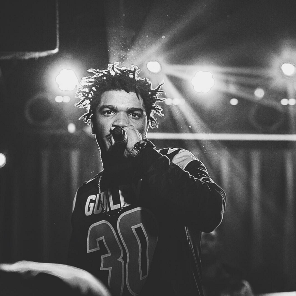 Smino at Red Bull Soundselect • Photo by:    @trotter.jpg
