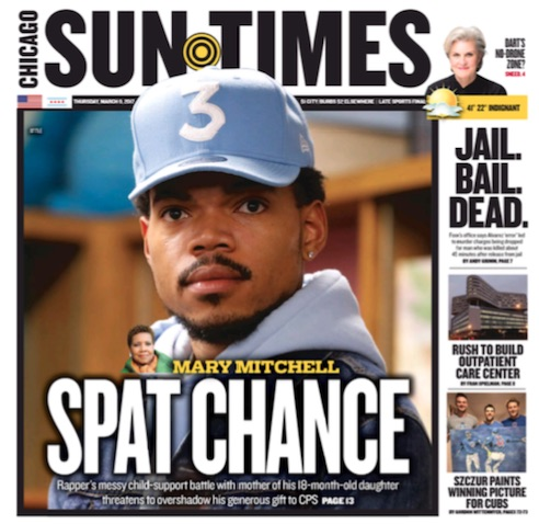 In Response • Chicago Sun-Times Embarrasses Itself e8559231f192