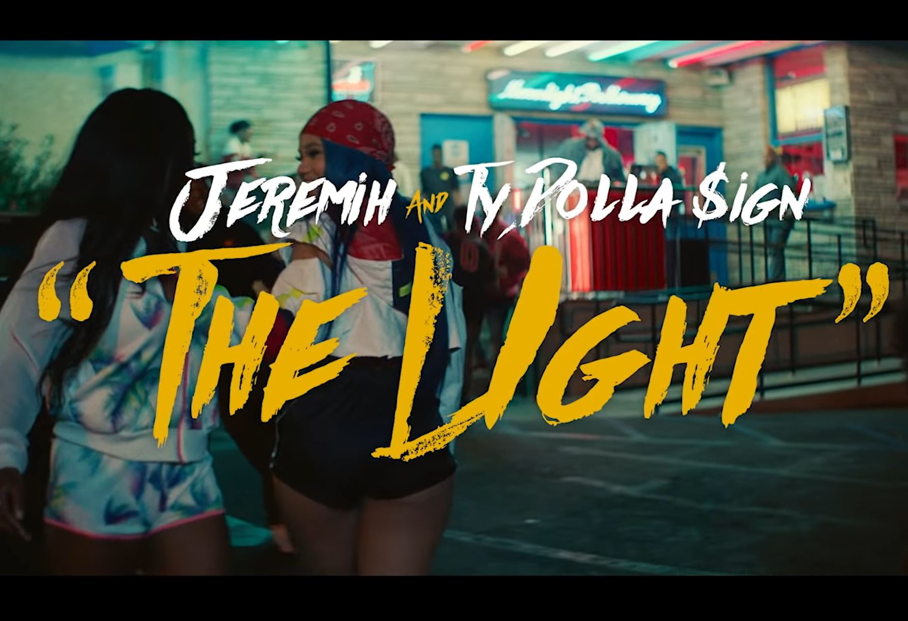 Jeremih • Late Nights: Europe — These Days