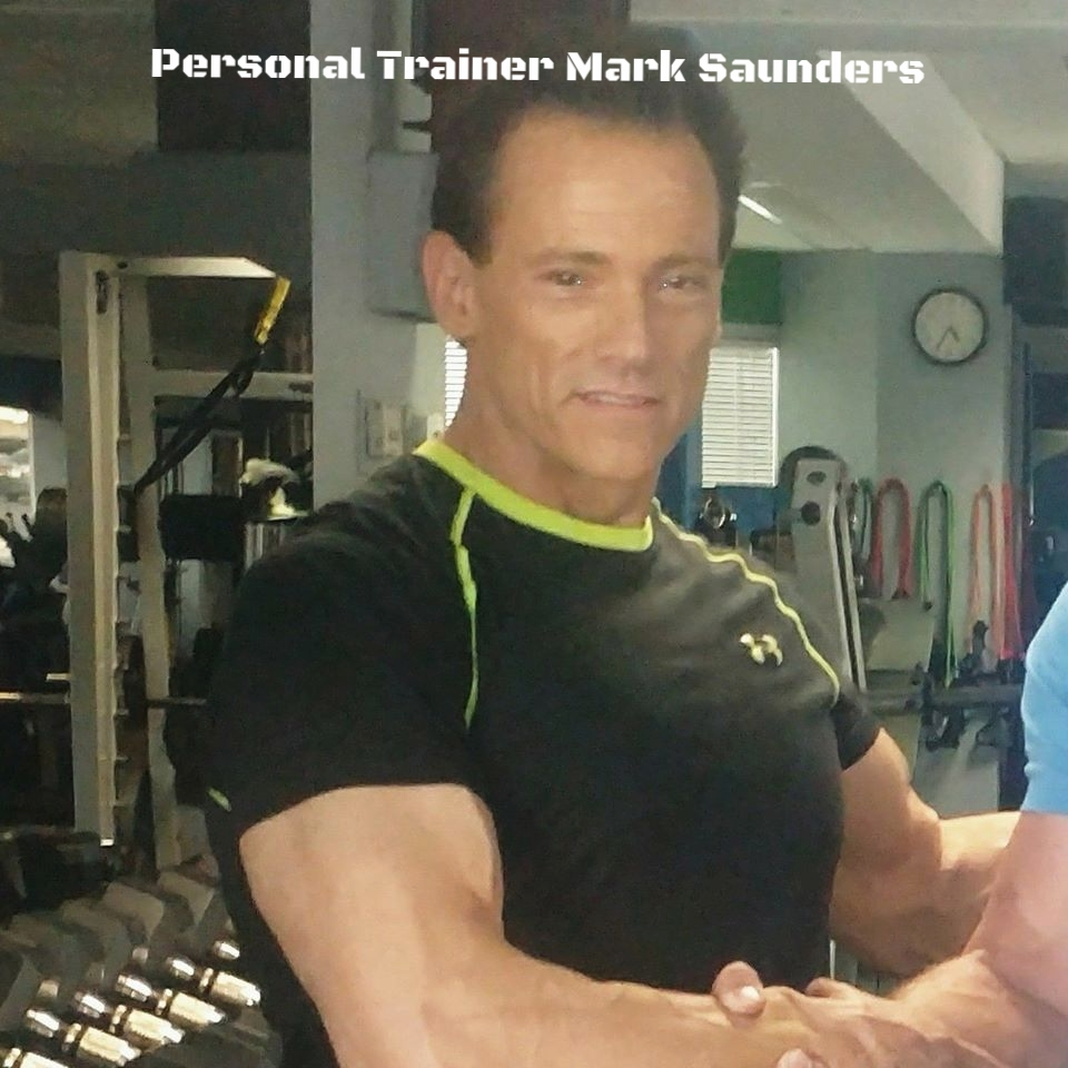 Personal Trainer Mark Saunders