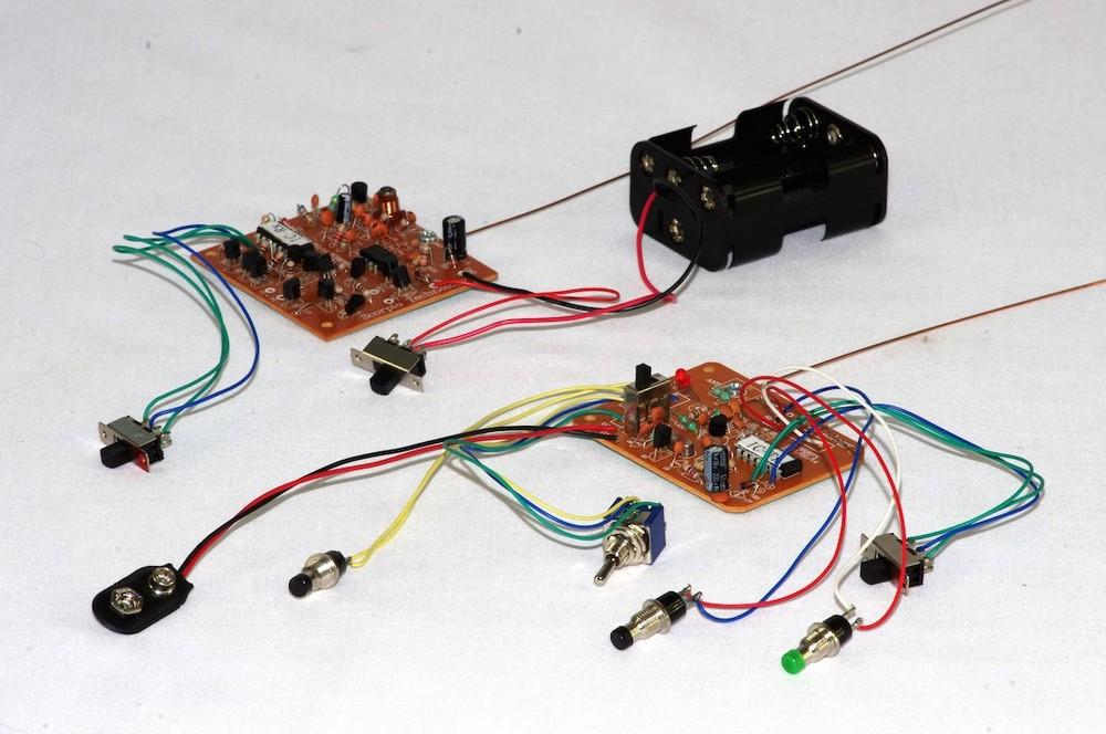 Radio Control Unit - 2 Band
