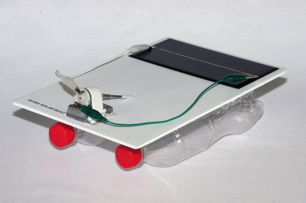 Intro Solar Boat