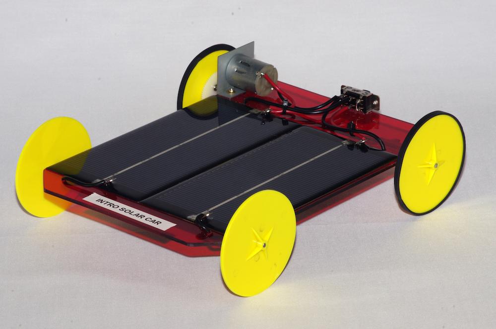 Intro Solar Car