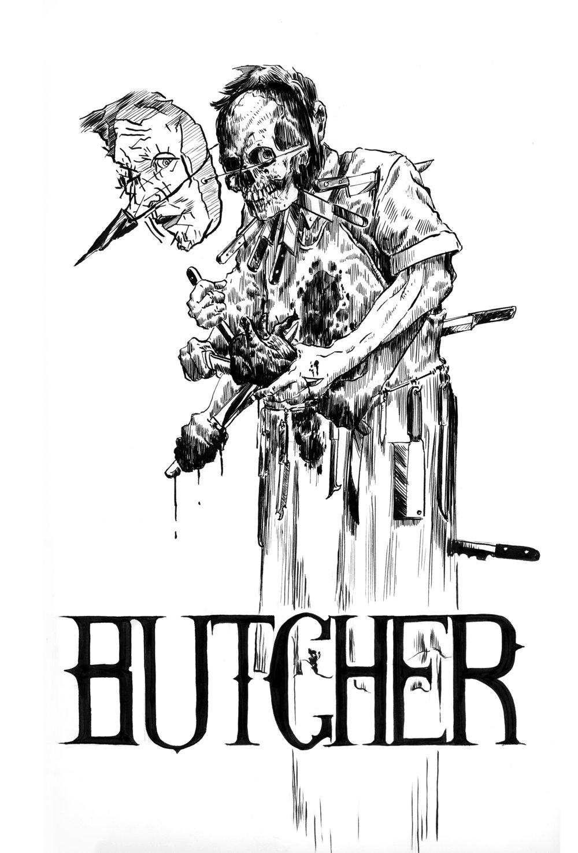 Inktober 12 Butcher.jpg
