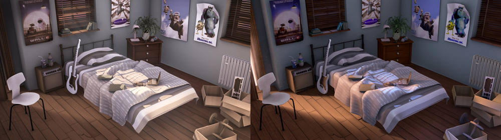 CRIME SCENE  CONCEPT ART - MODELING - TEXTURING  LIGHTING - COMPOSITING