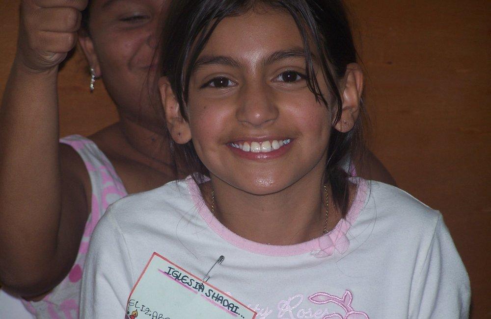 Elizabeth December 2006