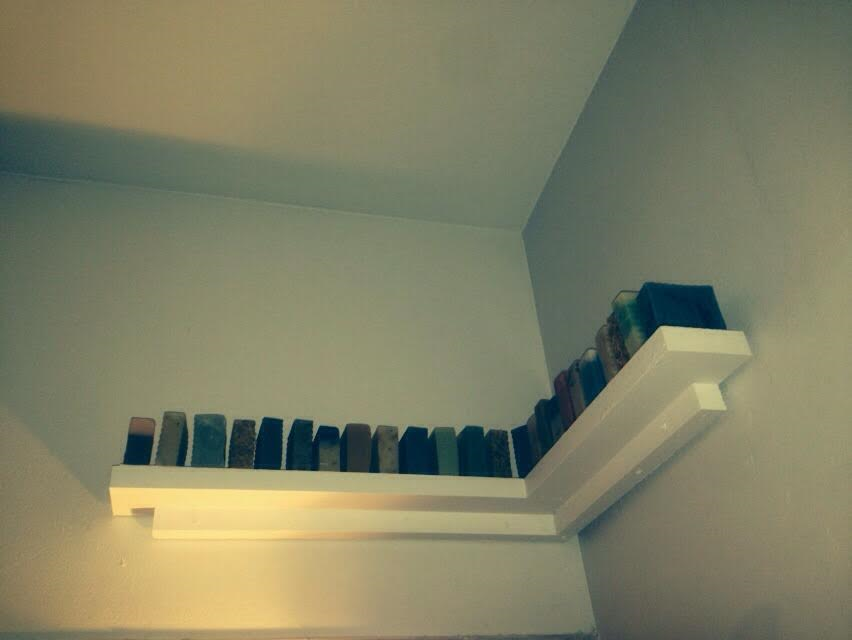 soap collection picture from our valued client!