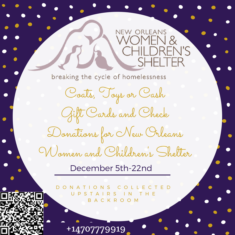December 2017 NOLA Women and Children's Shelter Drive_FLYER.png
