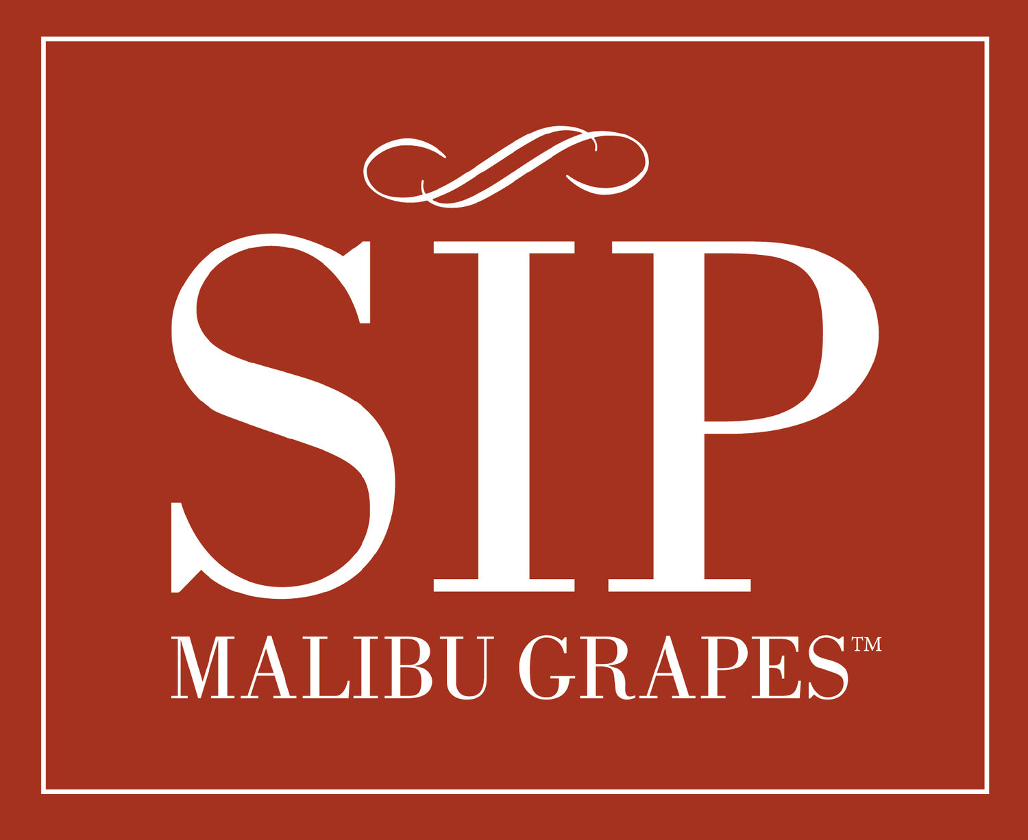 SIP MALIBU GRAPES