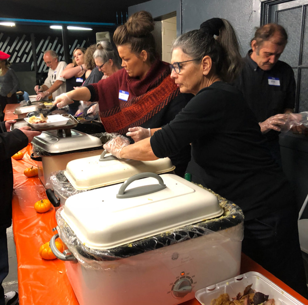 Thanksgiving Community Feast 2017 | East Liverpool, Ohio